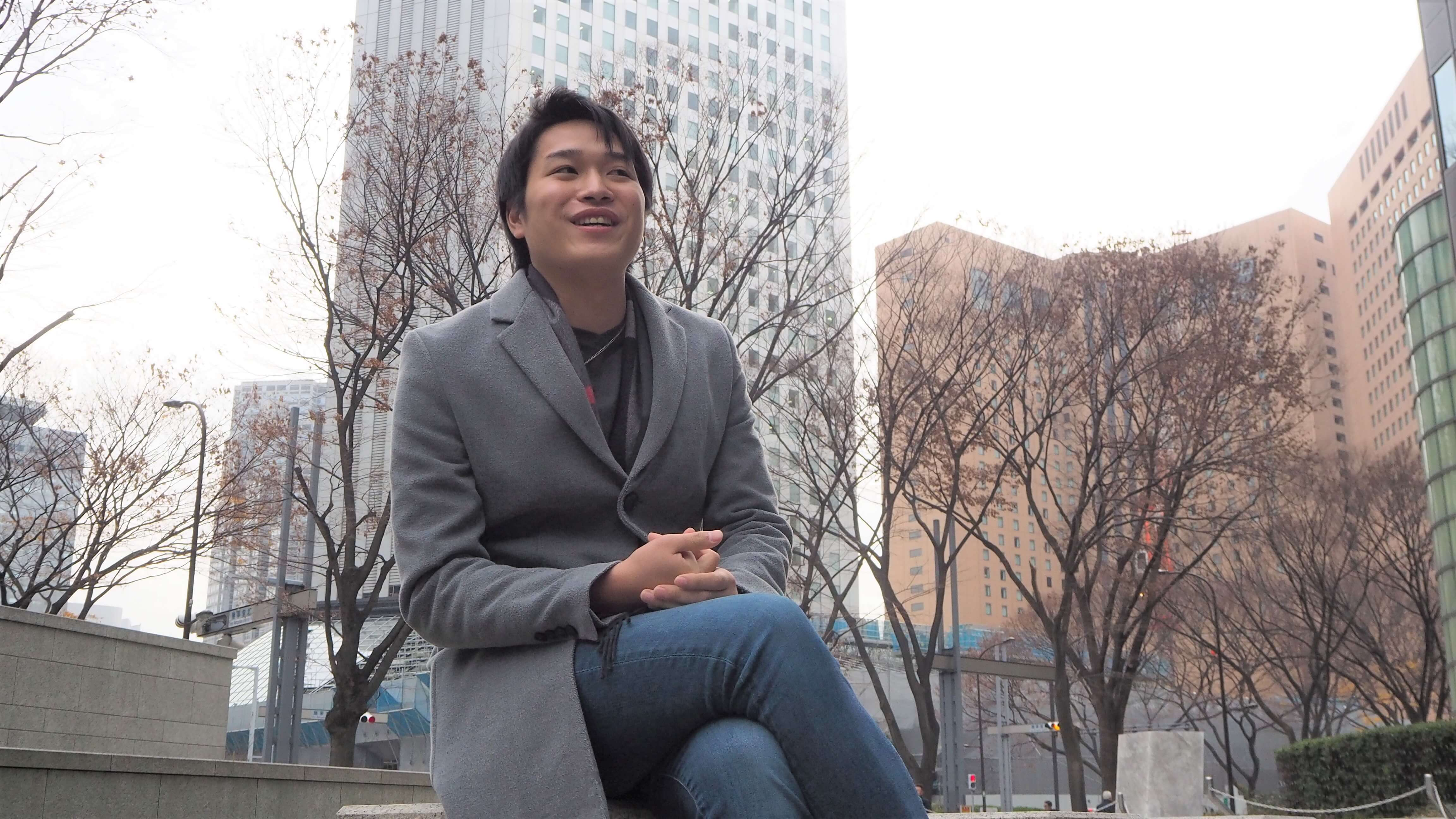 インターン生紹介#11 梅田裕大さん